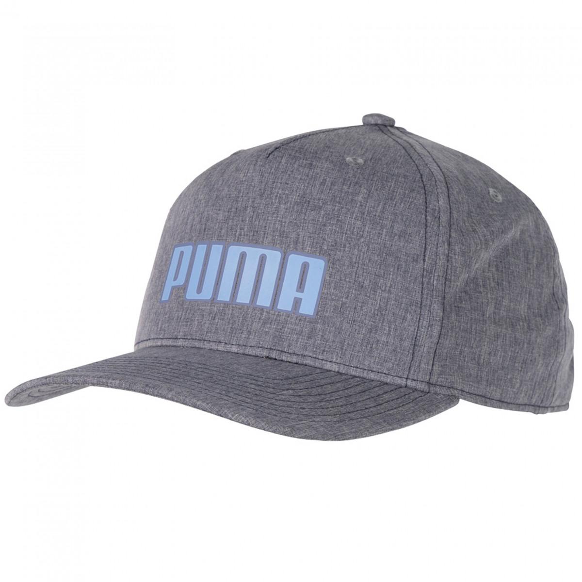 033589a8d81 Puma Golf Mens Go Time Flex Snapback - Golf Headwear - Men - Golf