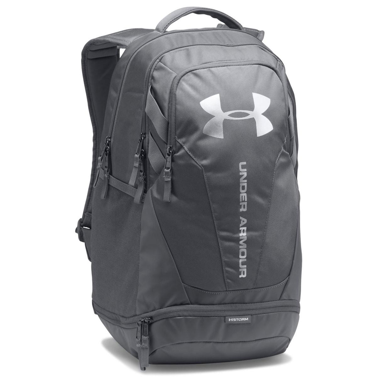 28d3a6029a Under Armour 2019 UA Hustle 3.0 Backpack Rucksack