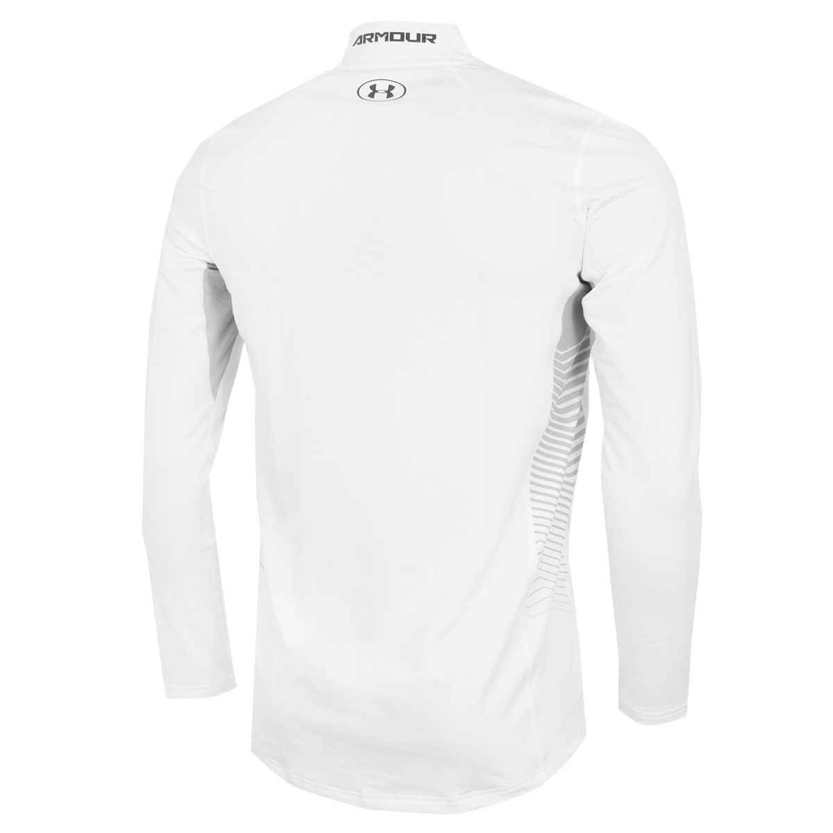 5625ddc4fb16db ... Under Armour Mens ColdGear Reactor Fitted Baselayer Mock Neck Top. <  Back. prev