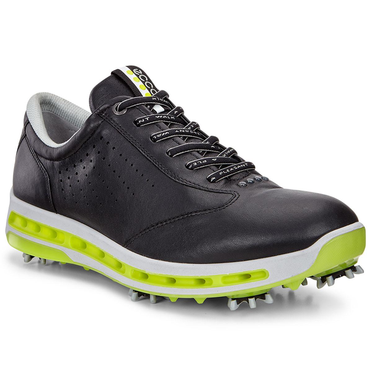 c3883e4b3fb8 Ecco Mens Waterproof Cool Gore-Tex Golf Shoes