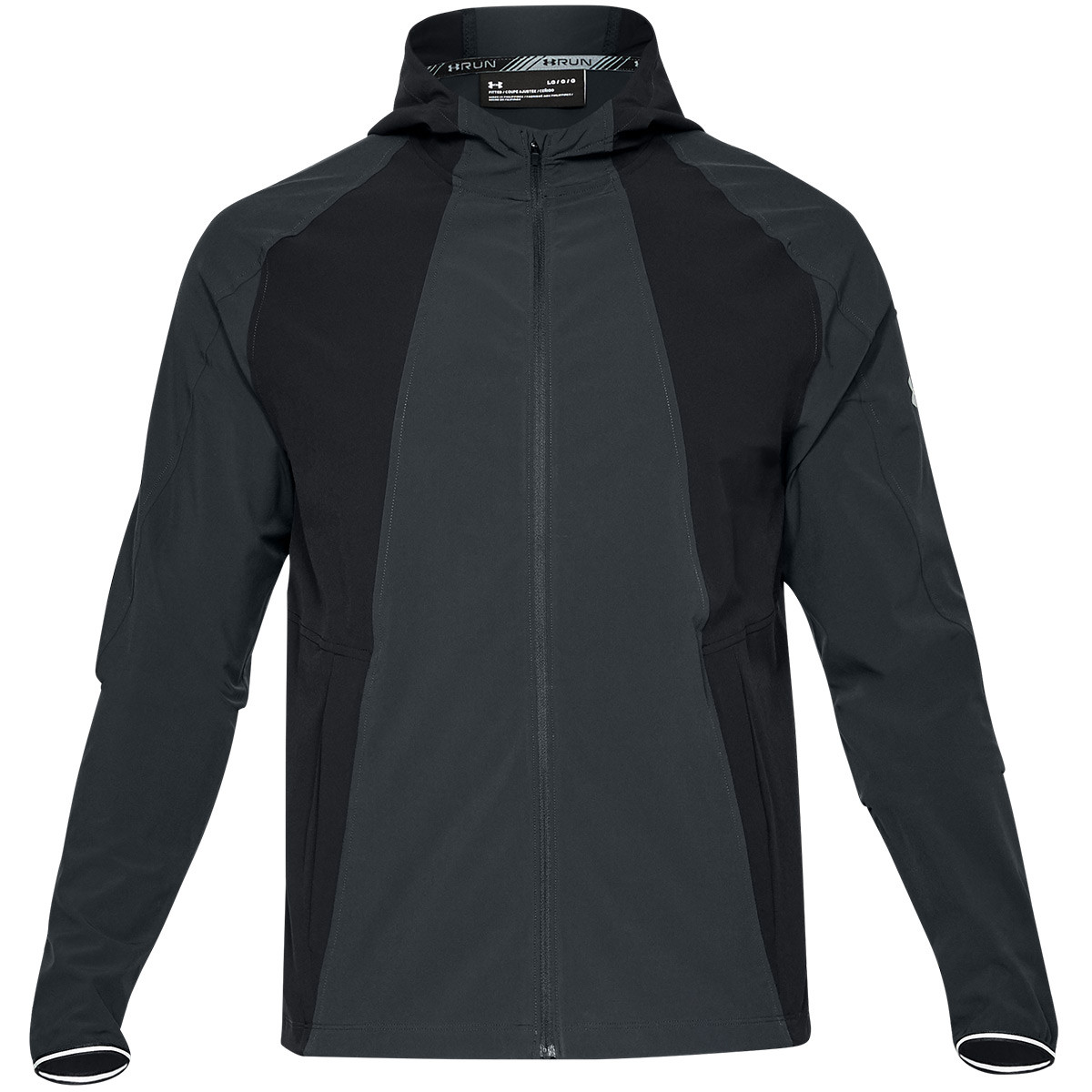 Under Armour Mens Ua Outrun The Storm Jacket
