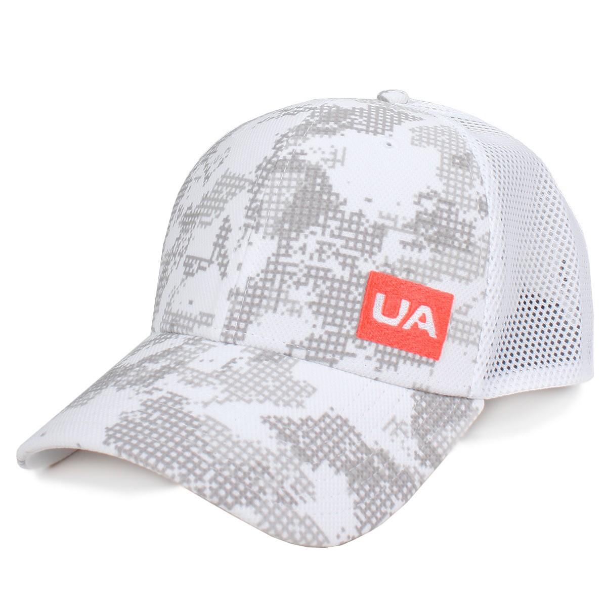 Under Armour Mens Blitzing Trucker 3.0 Golf Cap - Golf Headwear ... 3bc2bb23ed67