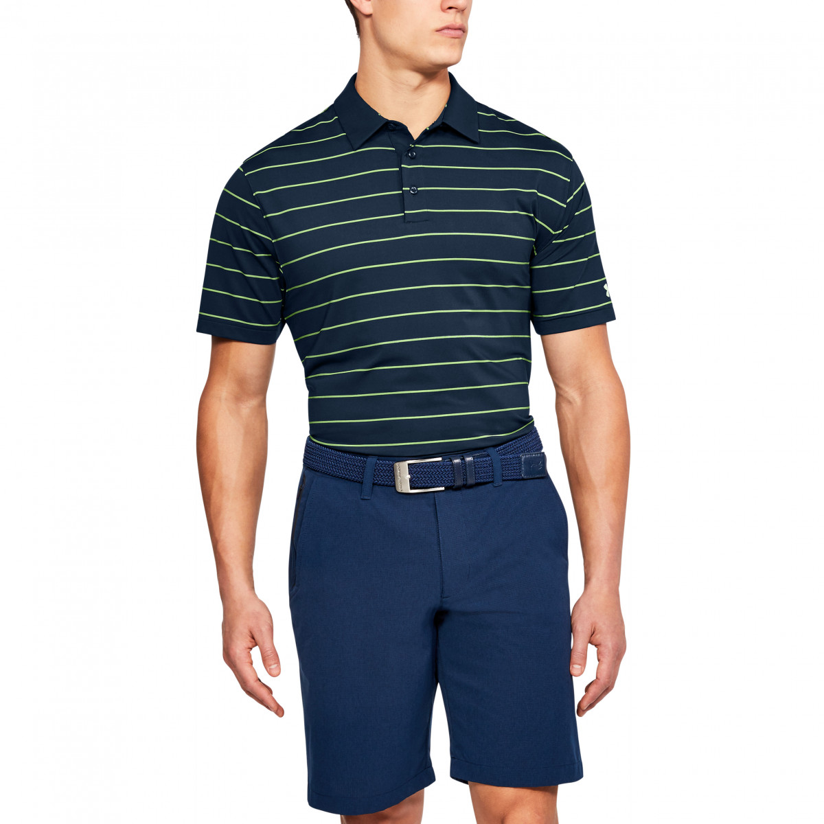 9c5921ba Under Armour Mens Crestable Playoff Golf Polo Shirt