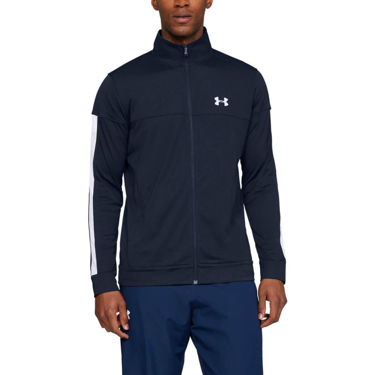 4fc480032 Under Armour Mens 2019 Sportstyle Pique Jacket