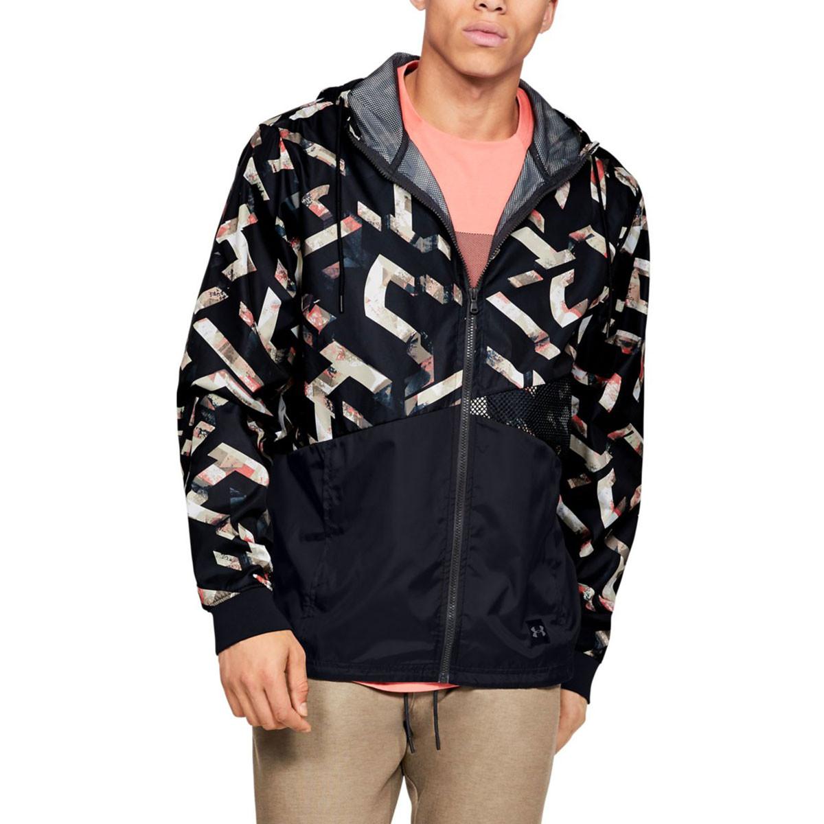 8d9fe155d1 Under Armour Mens 2019 Unstoppable Windbreaker Jacket