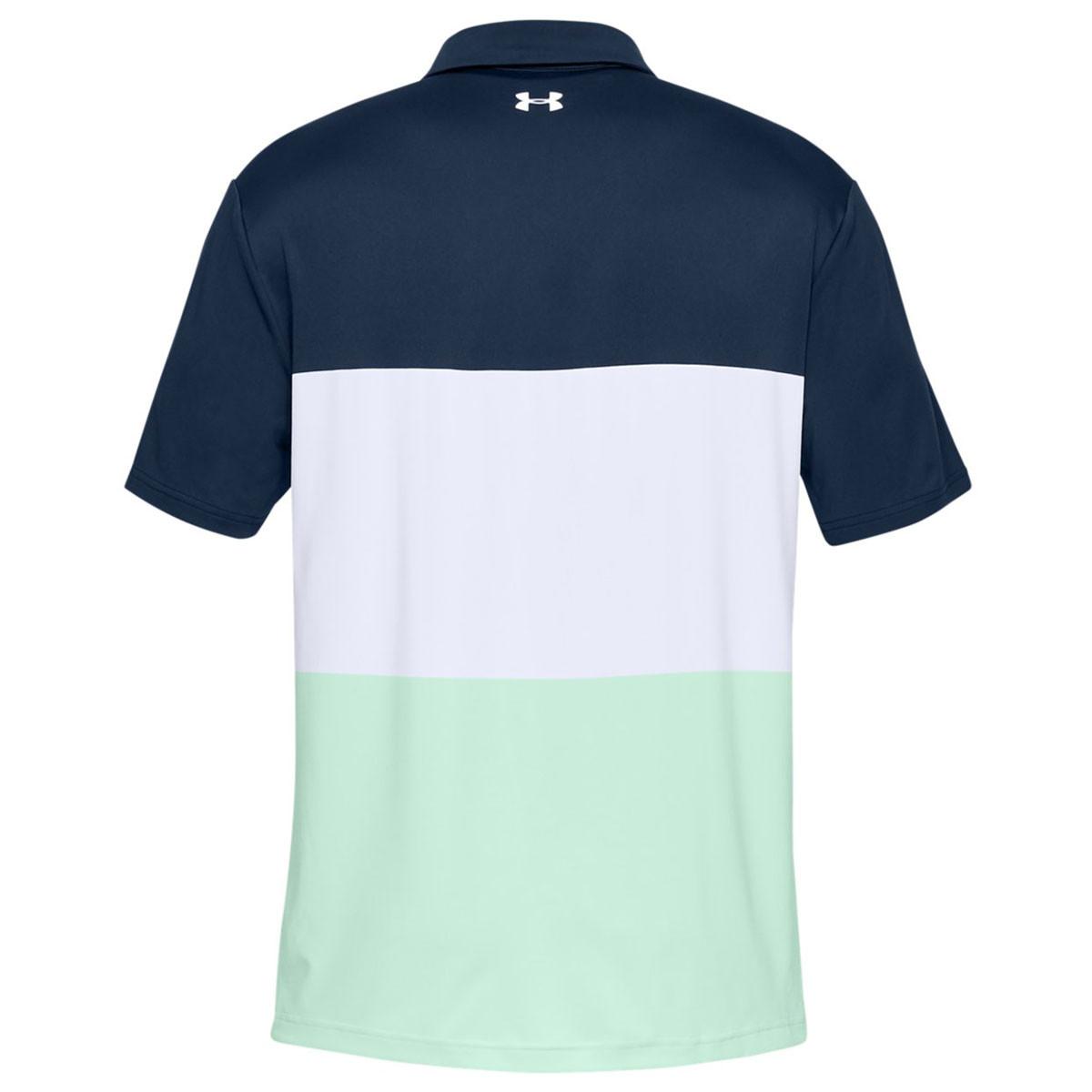 e48c0b96 Under Armour Mens 2019 Solid Playoff 2.0 Golf Polo Shirt