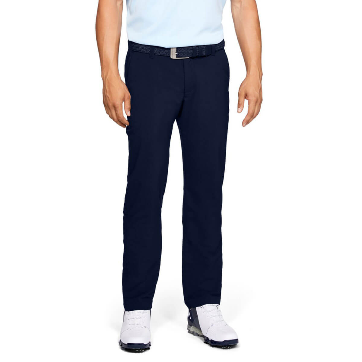 ab0f639af Under Armour Mens 2019 EU Performance Slim Tapered Golf Trousers