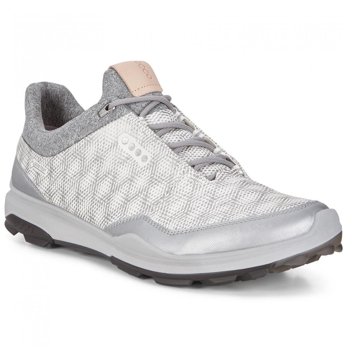 3a24ca2cb0 Ecco Mens 2019 M Golf Biom Hybrid 3 Gore-Tex Waterproof Shoes