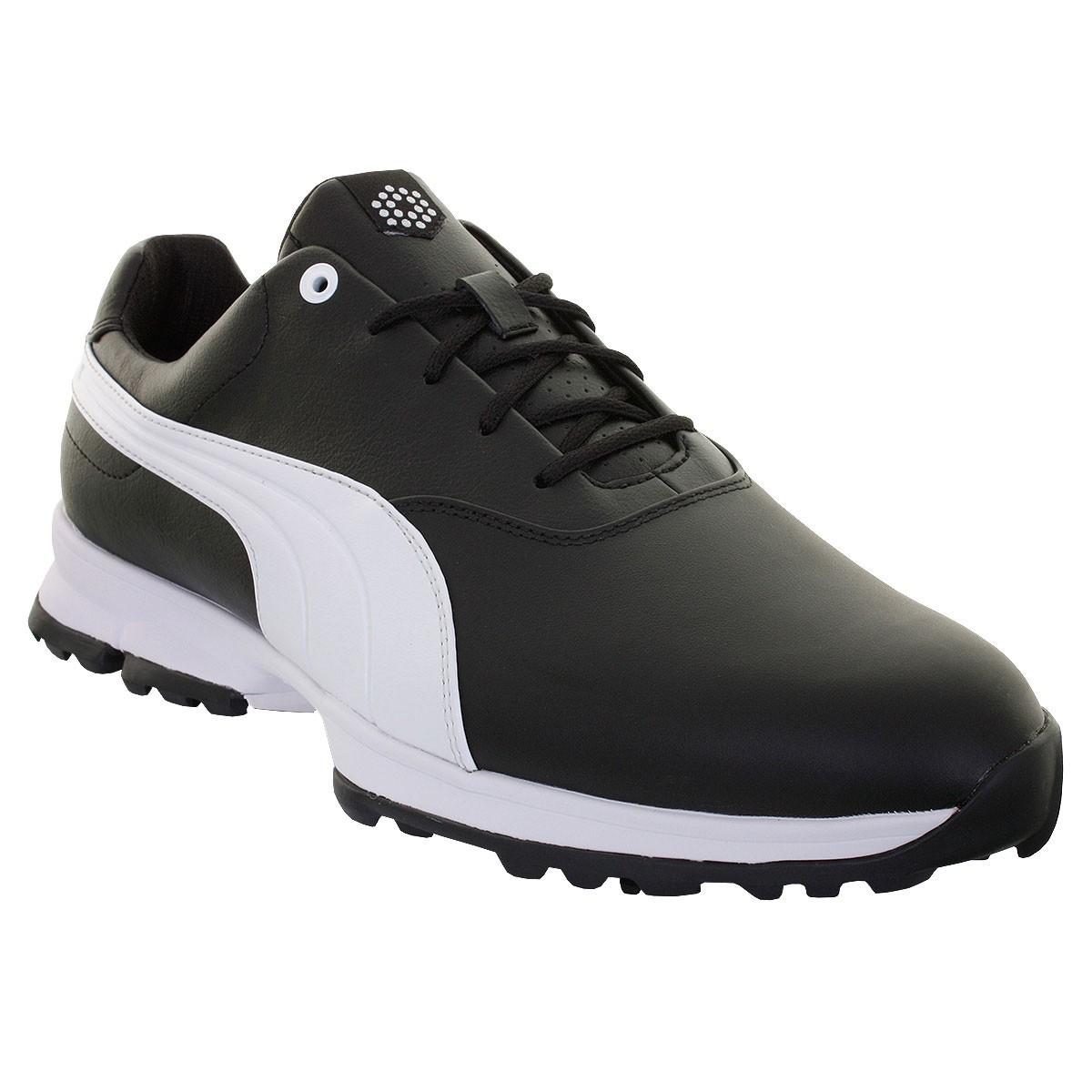 7807f7dc050 Puma Golf 2016 Mens Ace Waterproof Leather Upper Golf Shoes 188658 ...