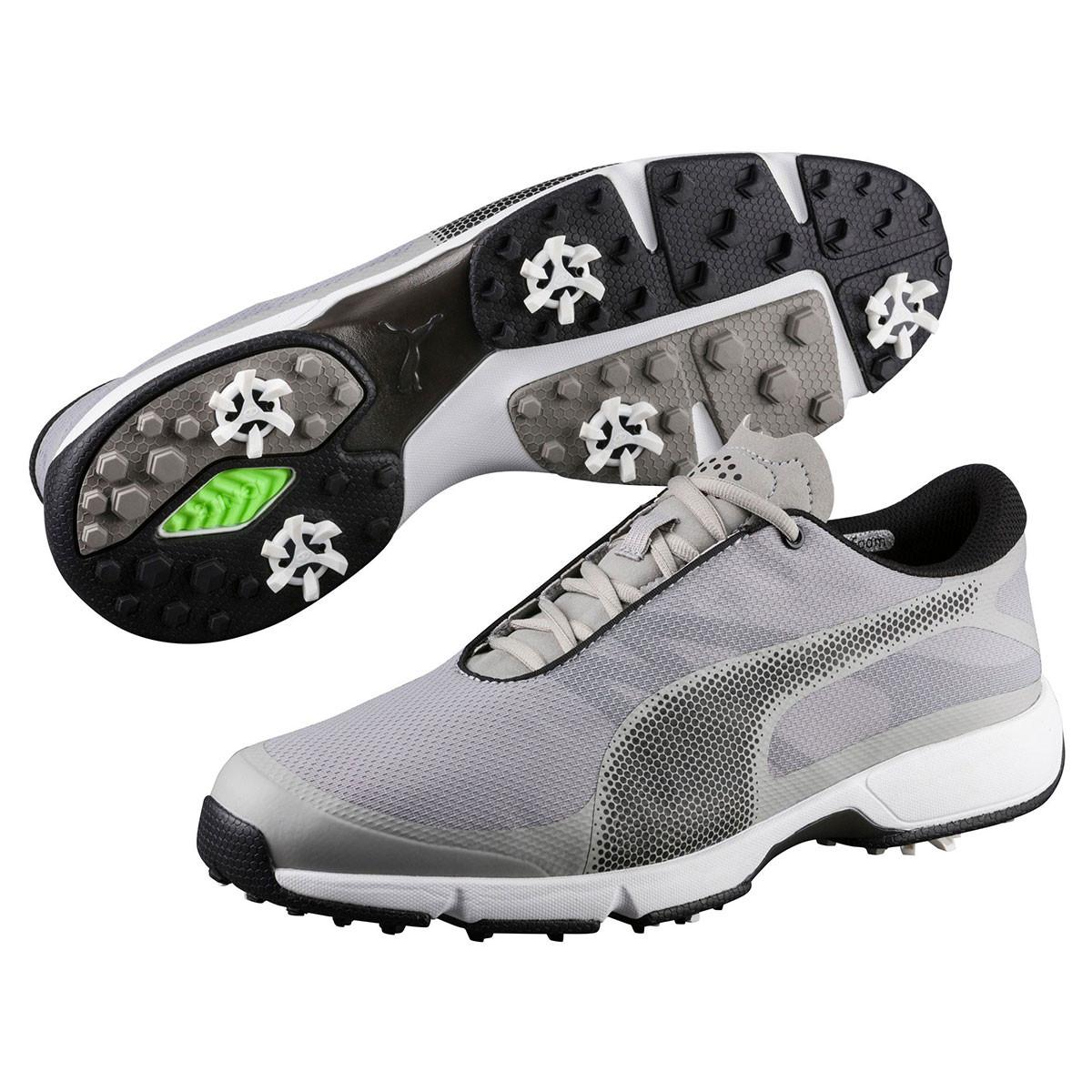 d601638810de3b Puma Mens Ignite Drive Sport Waterproof Golf Shoes
