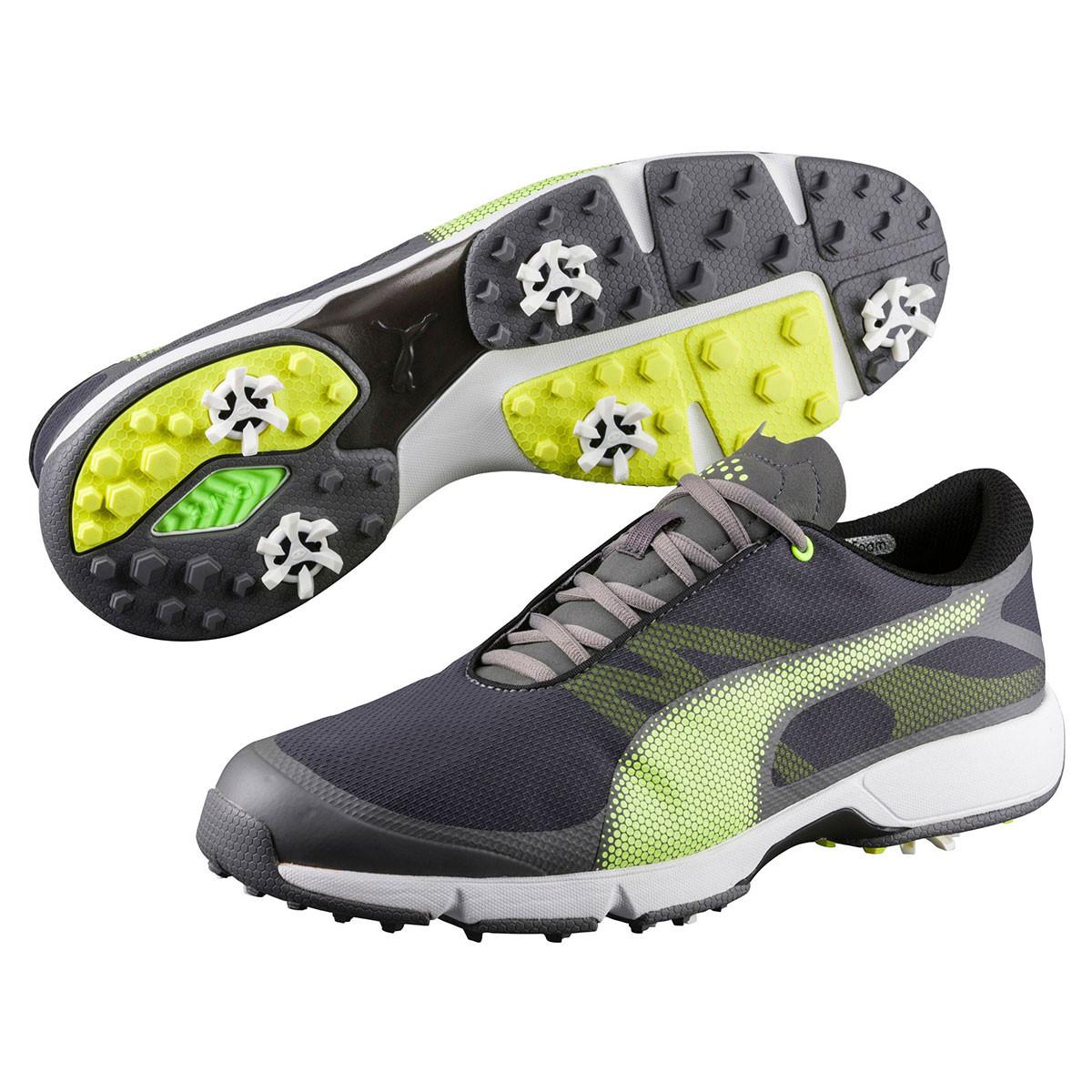 98b6be355 Puma Mens Ignite Drive Sport Waterproof Golf Shoes