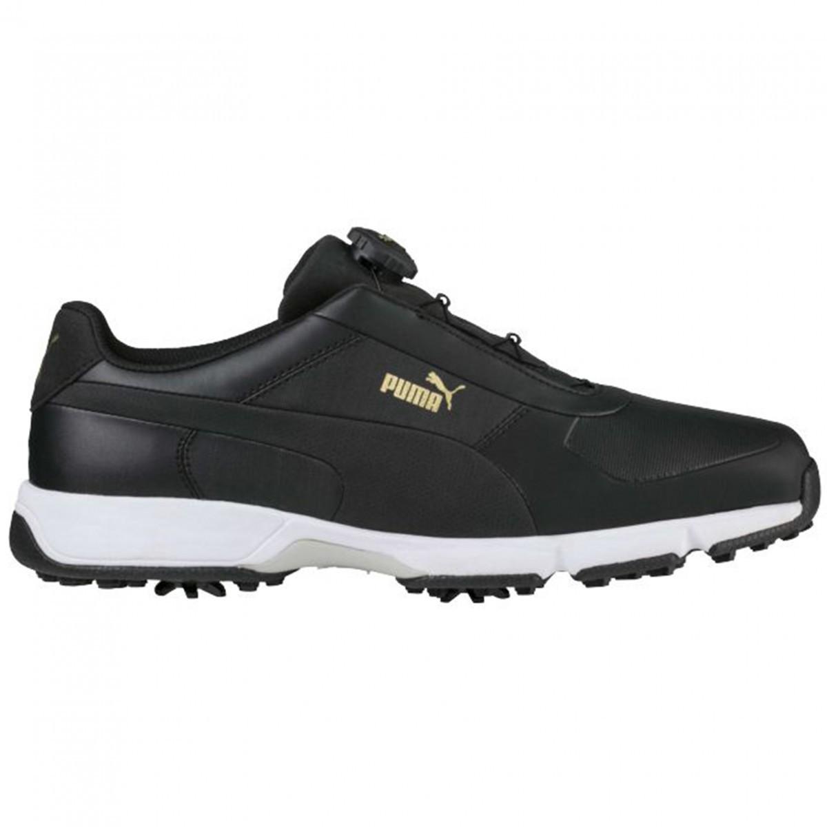 Puma Golf Mens Ignite Drive Disc Waterproof Golf Shoes f6df81af8