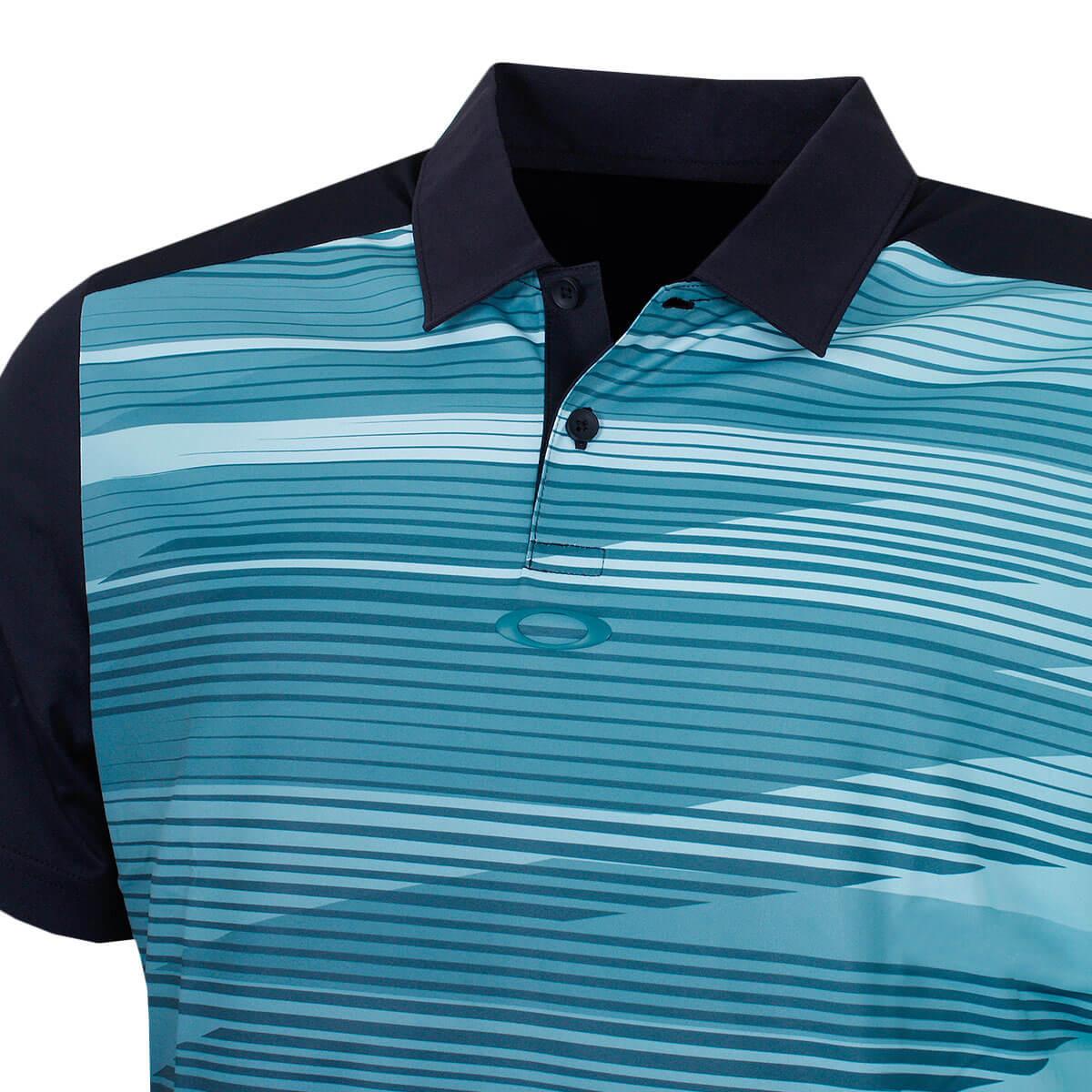 43415a33 ... Oakley Mens 2019 Ace SS Golf Polo Shirt. < Back. prev