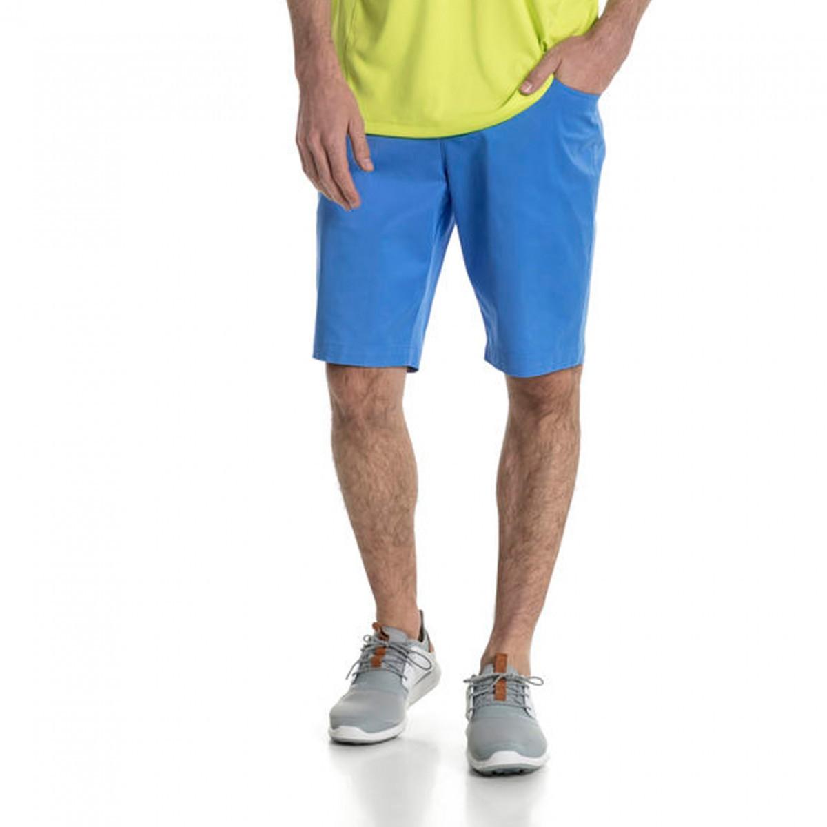 Puma Golf Mens Tailored 6 Pocket Shorts