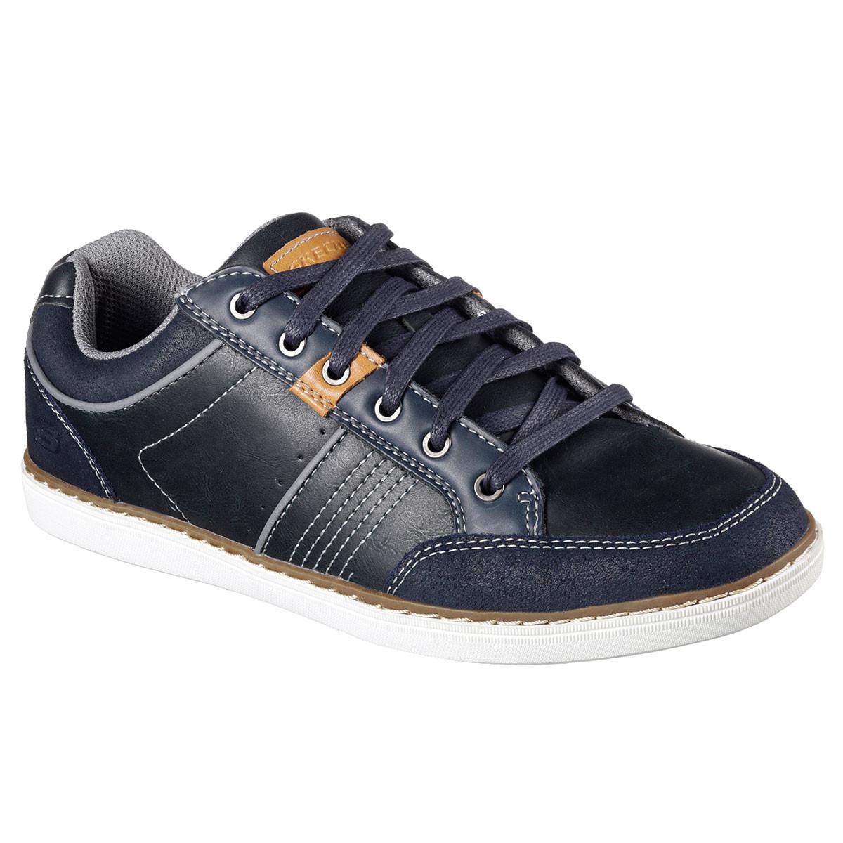 d49471bd484f Skechers Sport Mens Lanson Rometo Casual Shoes Trainers