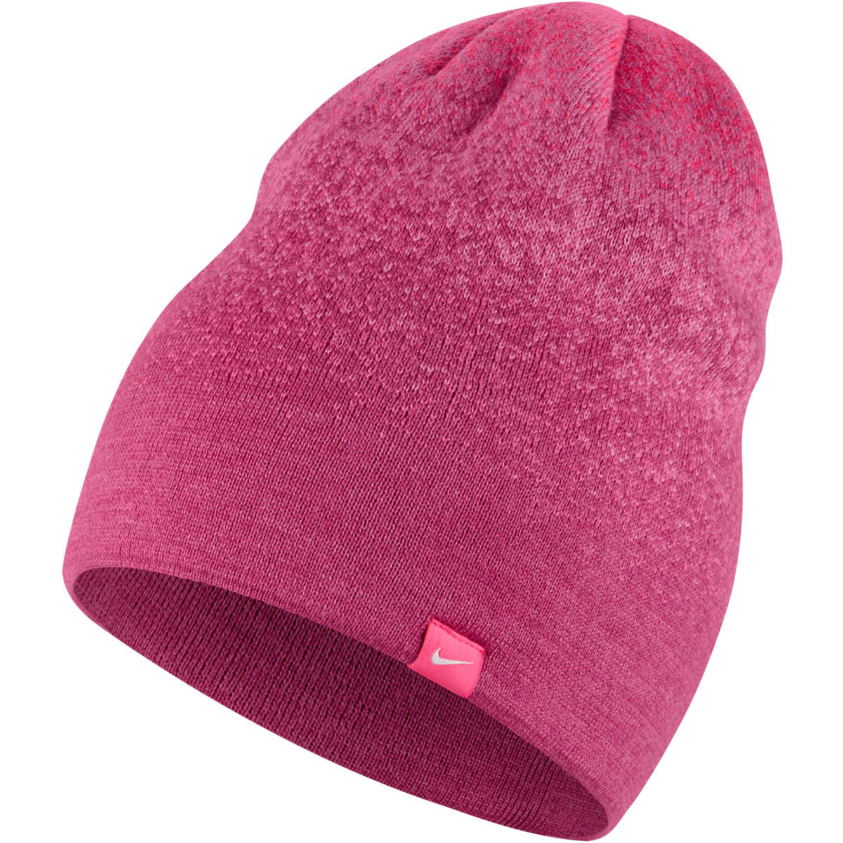 a04e9075e Nike Golf Womens Fade Knit Beanie Winter Hat 685186 - Stocking Fillers