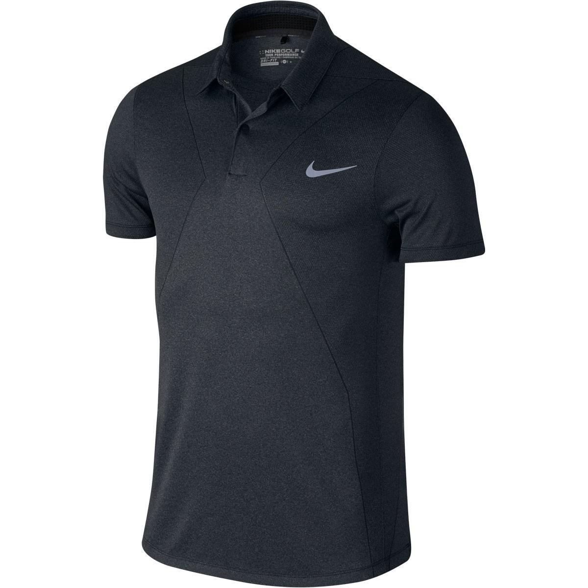 924f278d Nike Golf 2016 Mens MM Fly Swing Knit Frame Dri-FIT Golf Polo Shirt