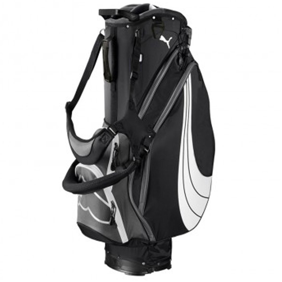 8dfc3983a1 Puma Golf Formstripe 2.0 Stand Carry Bag - 8 Way Divider - Golf
