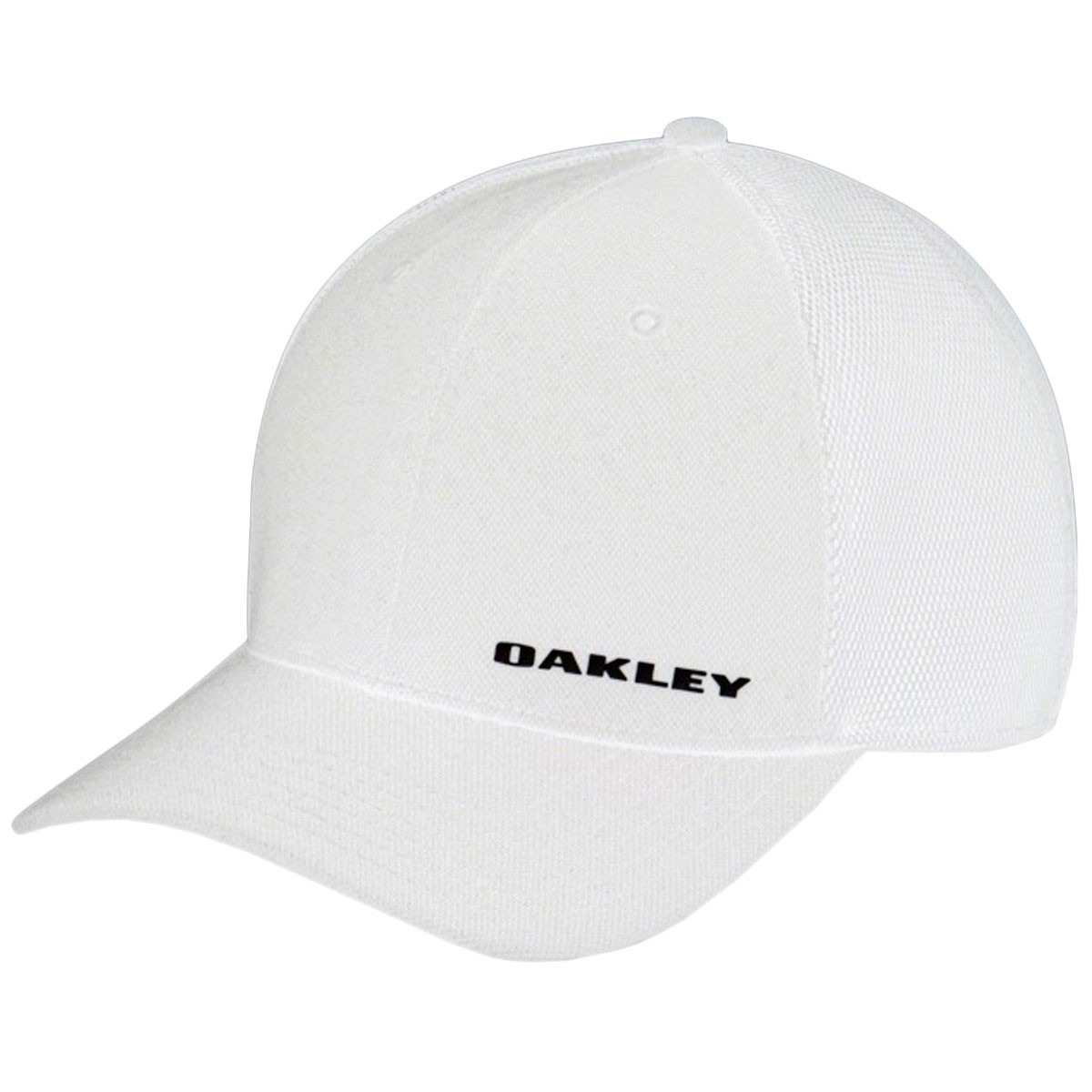 9c7898c2ade Oakley Mens Silicon Bark Trucker 4.0 Fitted Sports Golf Cap