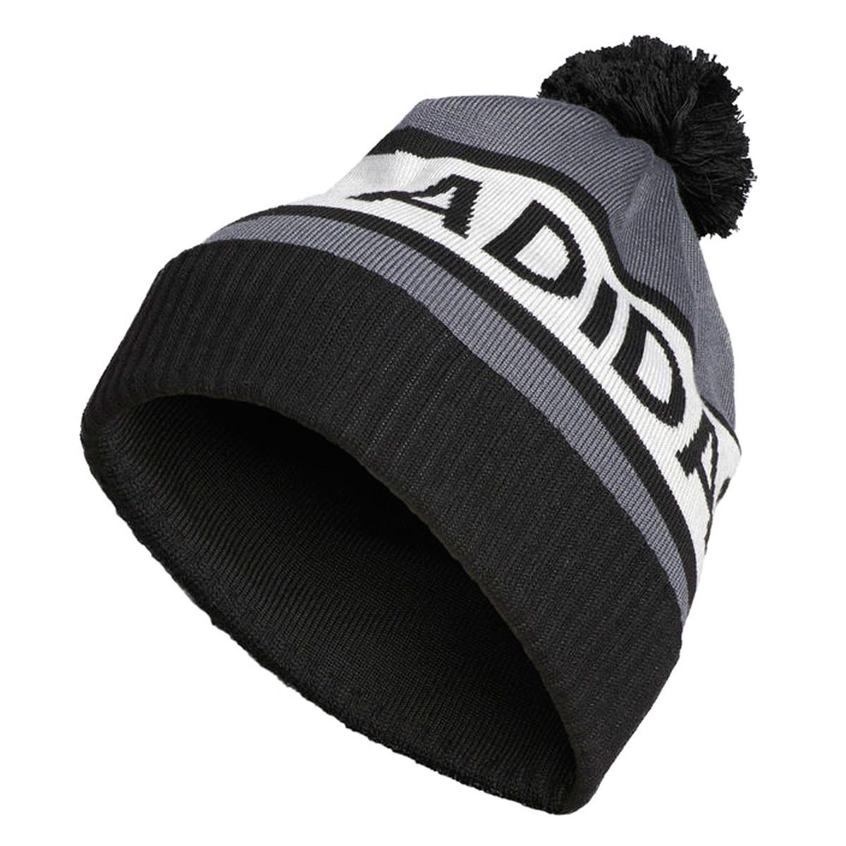 69650252e39 adidas Golf Mens Pom Beanie Bobble Hat