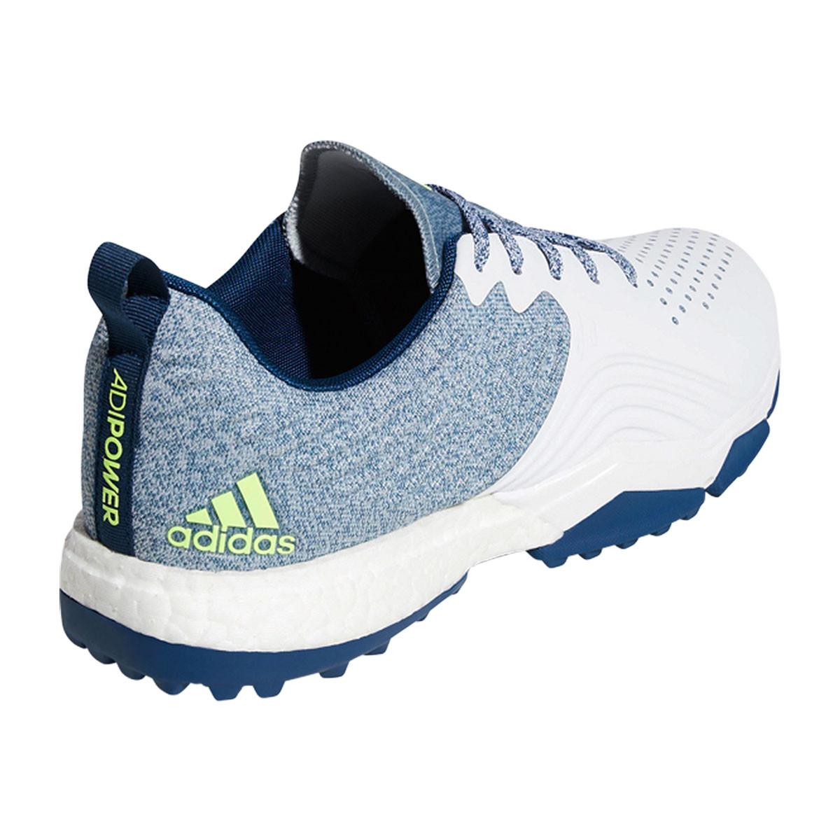 half off 4e9eb 51326 ... adidas Golf Mens 2019 Adipower Spikeless Golf Shoes.  Back. prev