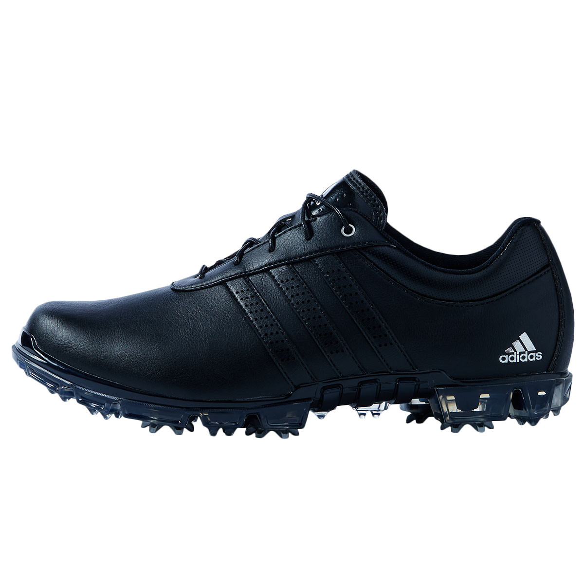 3284b1859d2 adidas Golf Mens Waterproof AdiPure Flex WD Golf Shoes