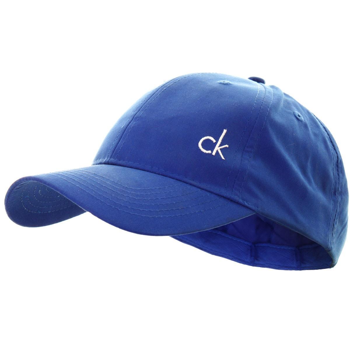 Calvin Klein Golf Mens CK Vintage Microfibre Cap - One Size - Golf cf24543902e4