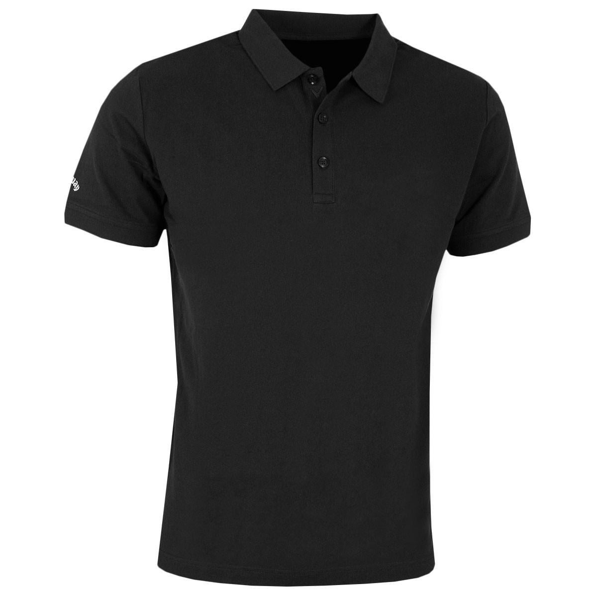 Mens Cotton Pique Opti-Dri Polo Shirt