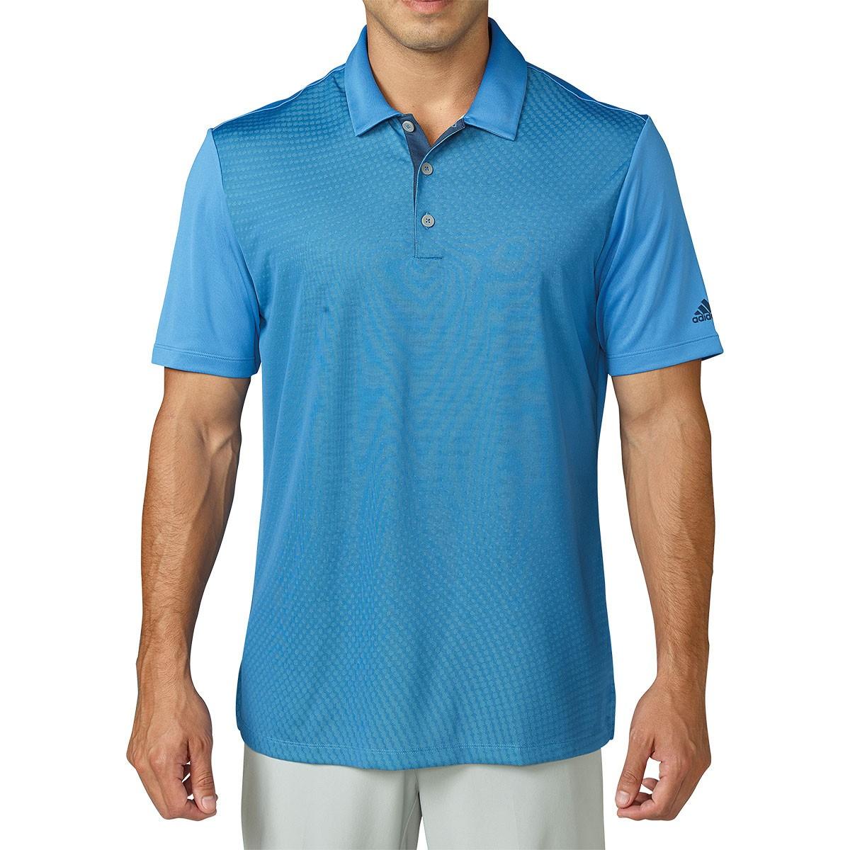Adidas Golf Uomo Climacool Dot Gradiente Polo