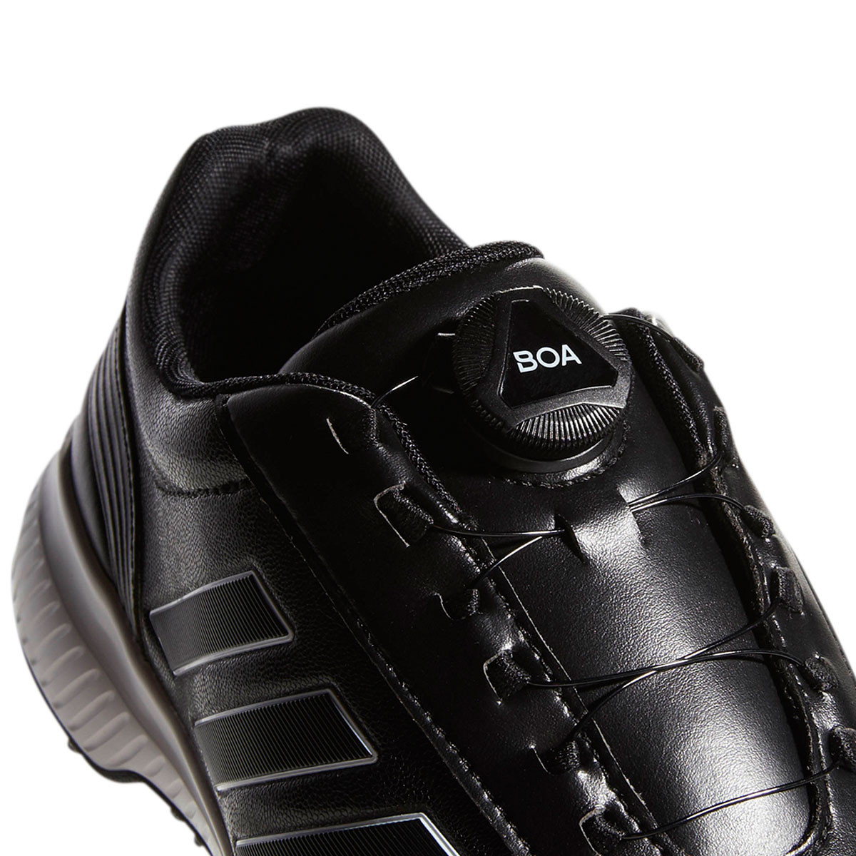 adidas Golf Mens 2019 CP Traxion Boa Spiked Leather Golf Shoes