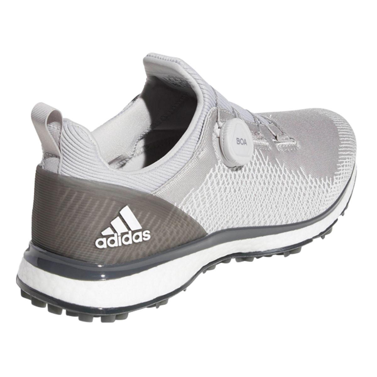 c7c793debc46 adidas Golf Mens 2019 Forgefiber Boa Golf Shoes