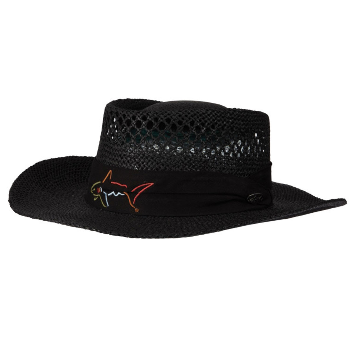 Greg Norman Mens Signature Straw Golf Hat - Greg Norman - A-Z of ... 85834073af1a