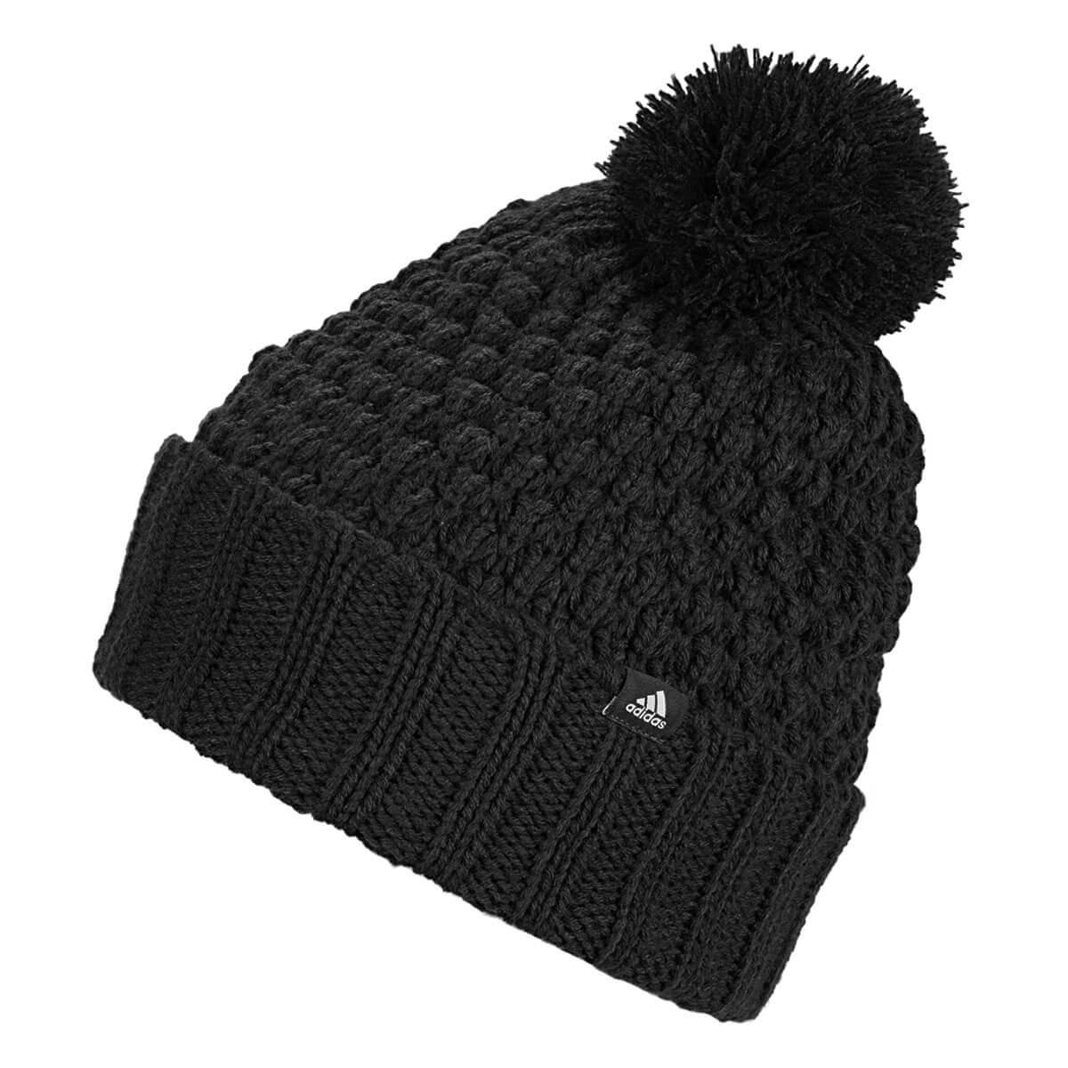 06cb9b46a2c1fc adidas Womens 2019 Climawarm Lined Beanie Hat