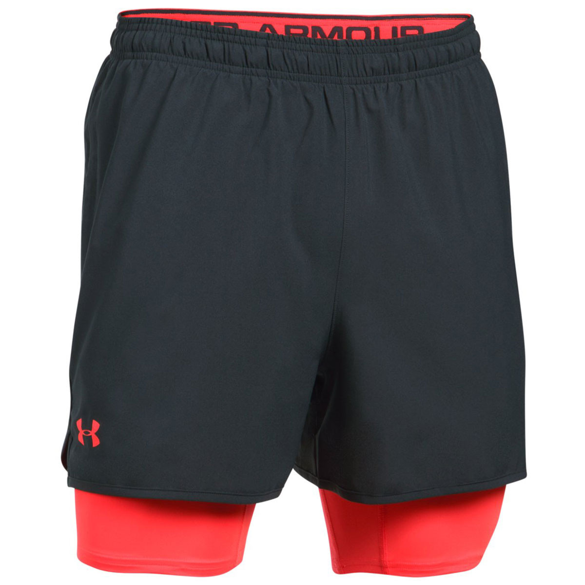 b5398985 Under Armour 2017 Mens UA Qualifier 2-IN-1 Shorts - Clothing - Men