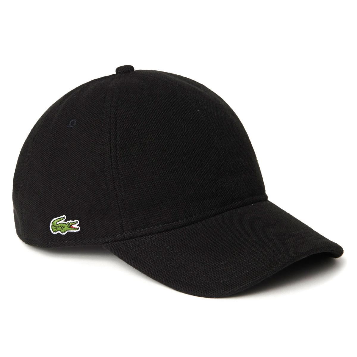 66466ce3 Lacoste Mens 2018 Mens Cotton Pique Cap - Headwear - Men - Chill