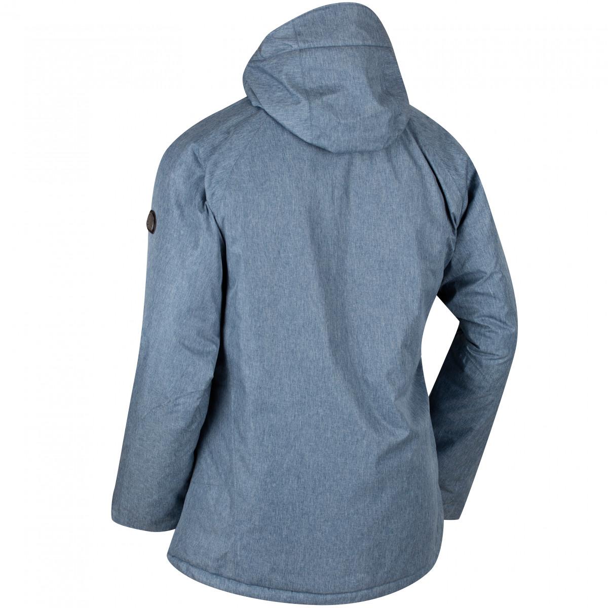 Regatta Mens Sternway II Waterproof Winter Insulated Coat Jacket 70/% OFF RRP