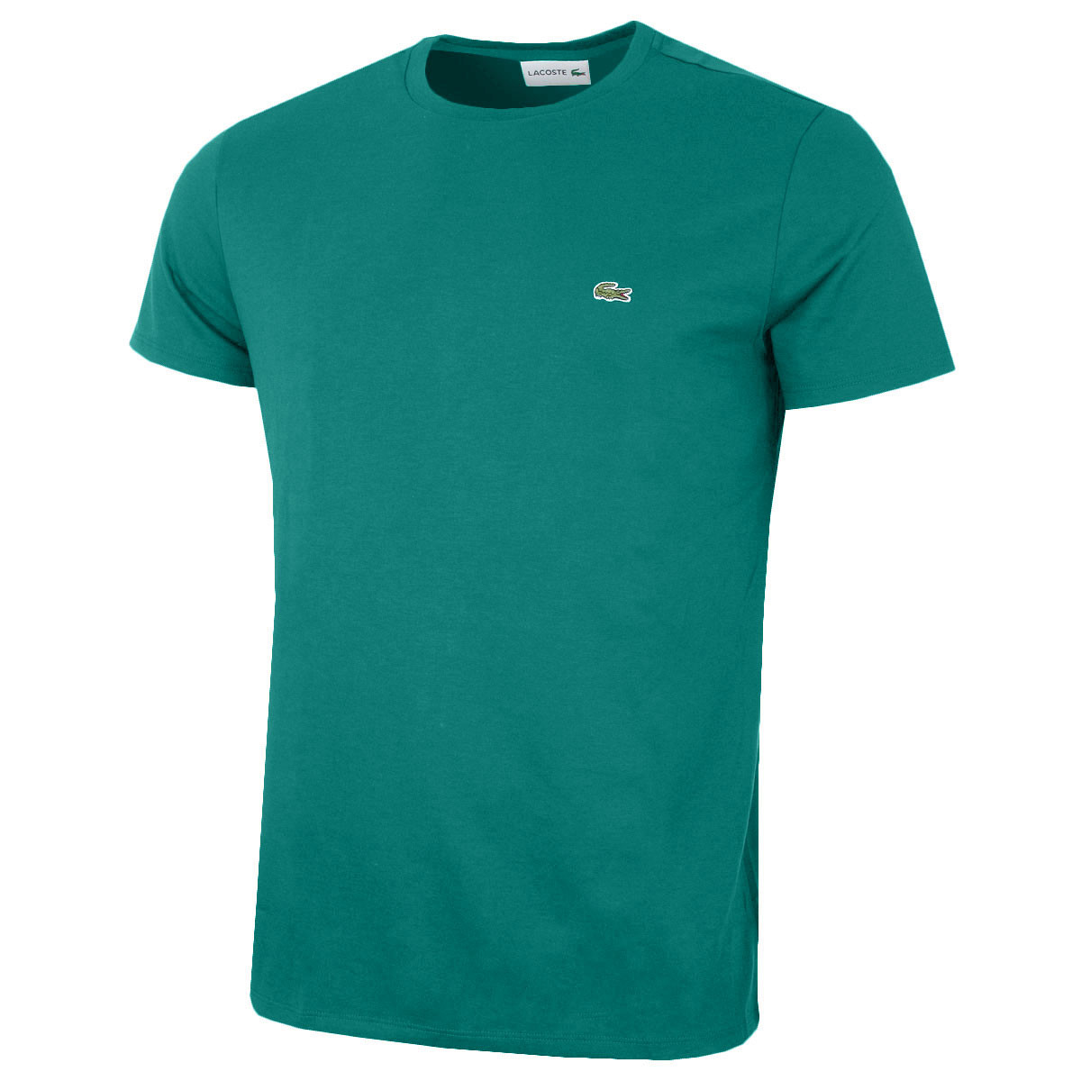 f623f91986da6 Lacoste Mens SS Crew Neck Pima Cotton T-Shirt