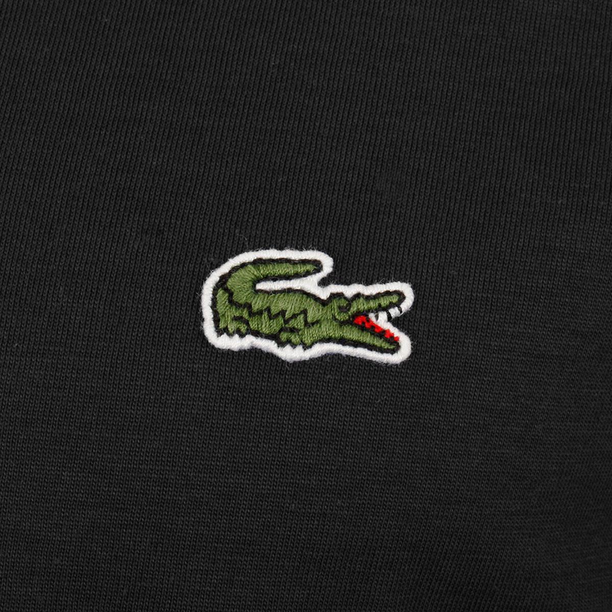 a8c781805d8a ... Lacoste Mens TH6710 Pima Cotton SS V-Neck T Shirt.   Back. prev