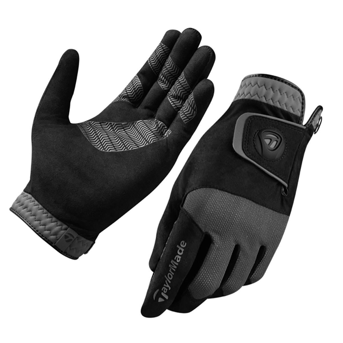 3e76056633b Taylormade Mens Rain Control Grip Strong Ultra-Thin Golf Gloves - Pair
