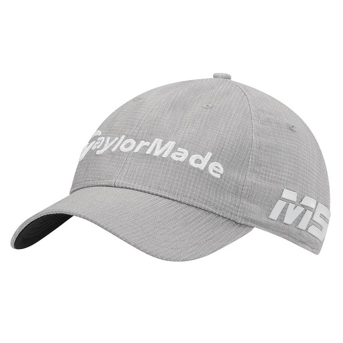 Taylormade Mens 2019 LiteTech Tour Moisture Wicking Golf Cap 1fa8577fd1d