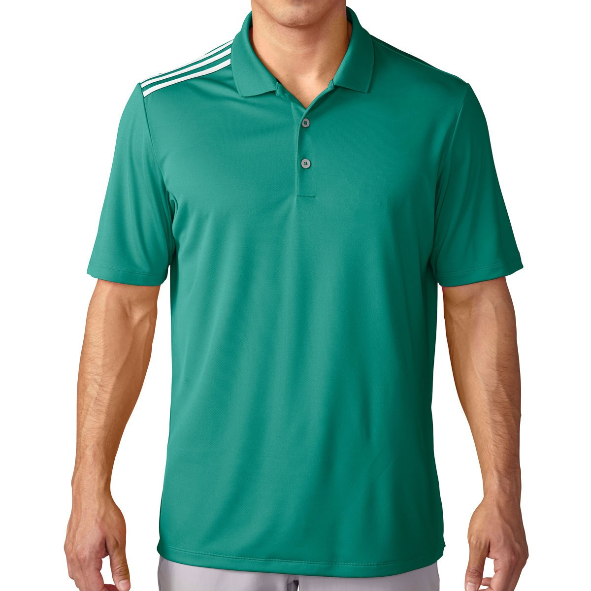 new product ac7d9 43cd0 Adidas Climacool Polo Shirt Mens
