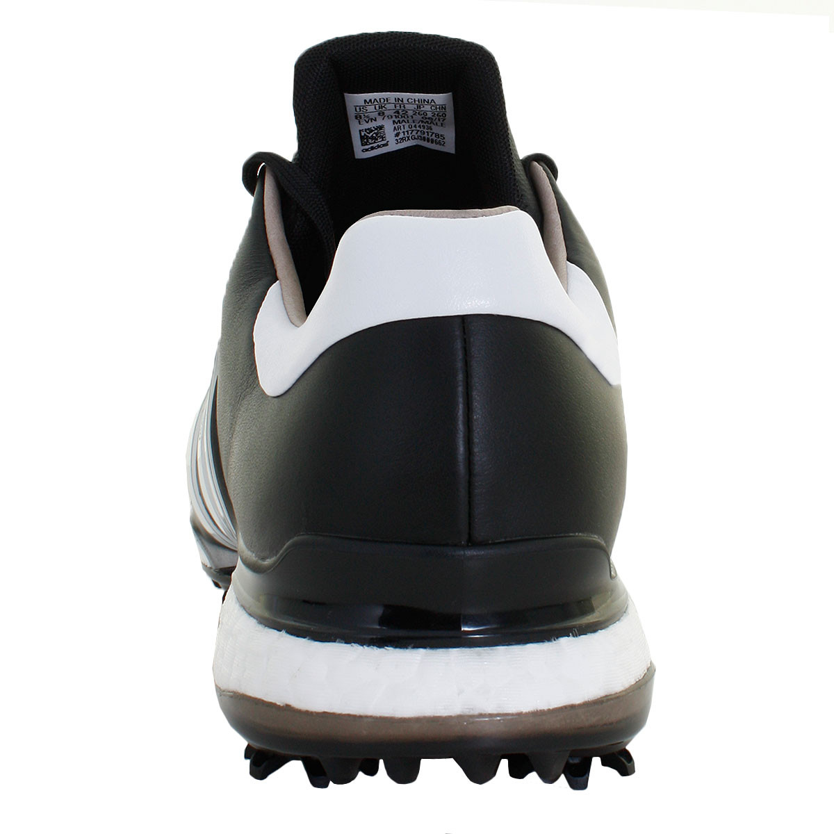 adidas Golf Mens Tour 360 Boost 2.0 WD Waterproof Leather Golf Shoes 35% OFF RRP