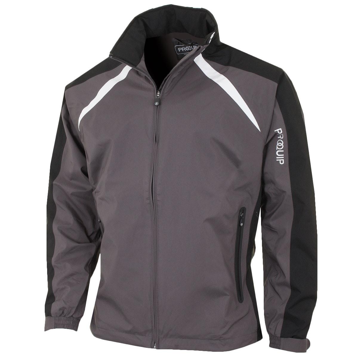 862307a8 Proquip Golf Mens Trophy Waterproof Full Zip Ryder Cup Jacket ...