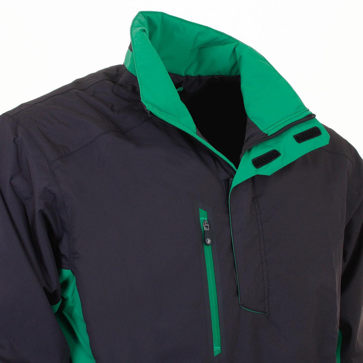 999fea7180d3 Proquip Golf Mens Ultralite Waterproof Half Zip Playing Top