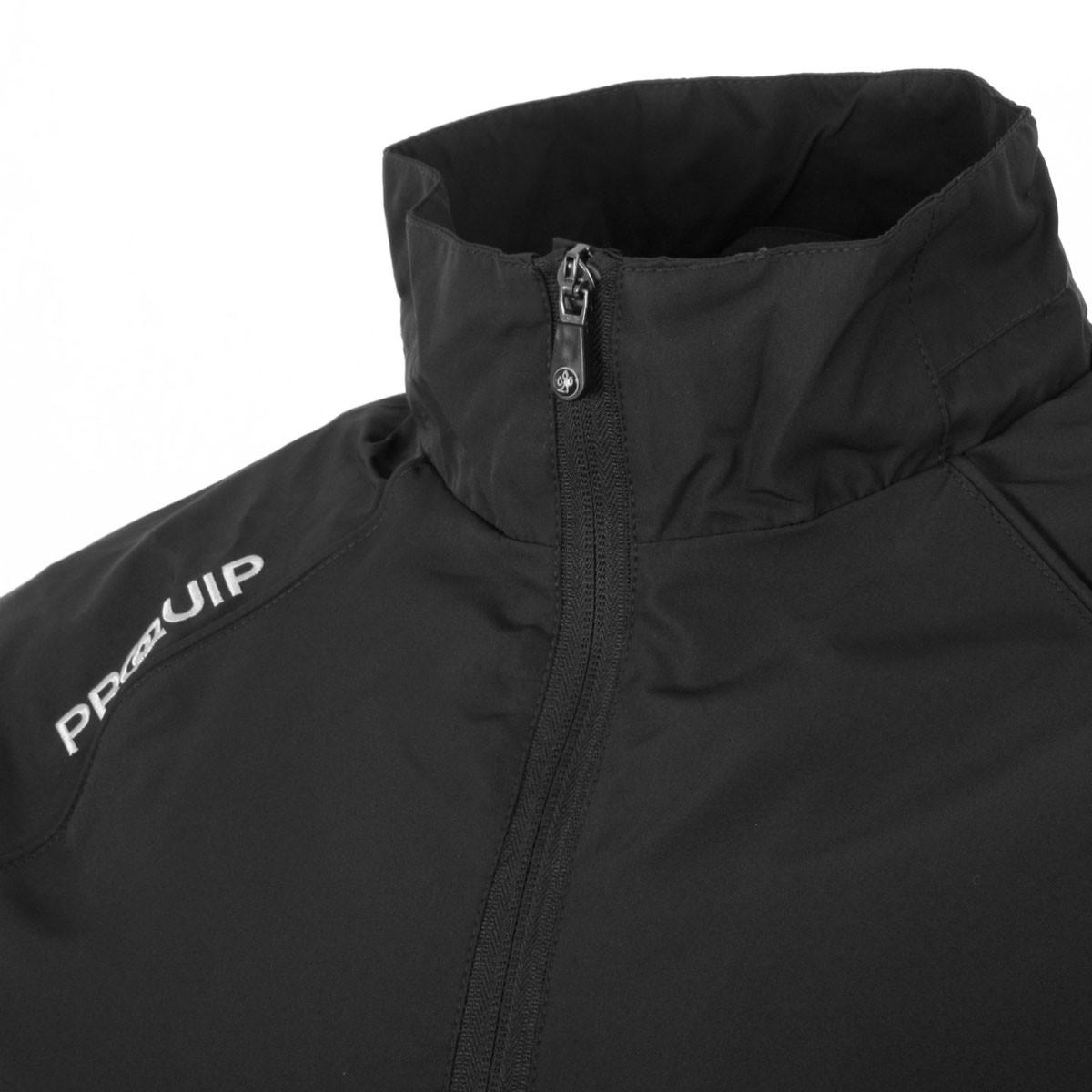 dcee4972ded ... Proquip Golf Mens Waterproof Ultralite Half Zip Wind Shirt.   Back. prev