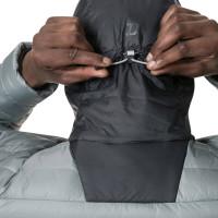 Berghaus Mens Finnan 2.0 Reflect Down Jacket Top Blue Sports Outdoors Full Zip