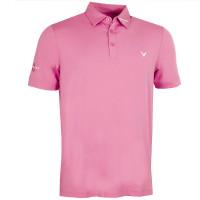 d1f8c907 Callaway Golf Mens Opti-Vent Tour Polo II Shirt