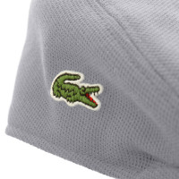 091486dc37d78 Lacoste Mens 2018 RK0345 Cotton Pique Flat Golf Cap - Golf Headwear ...