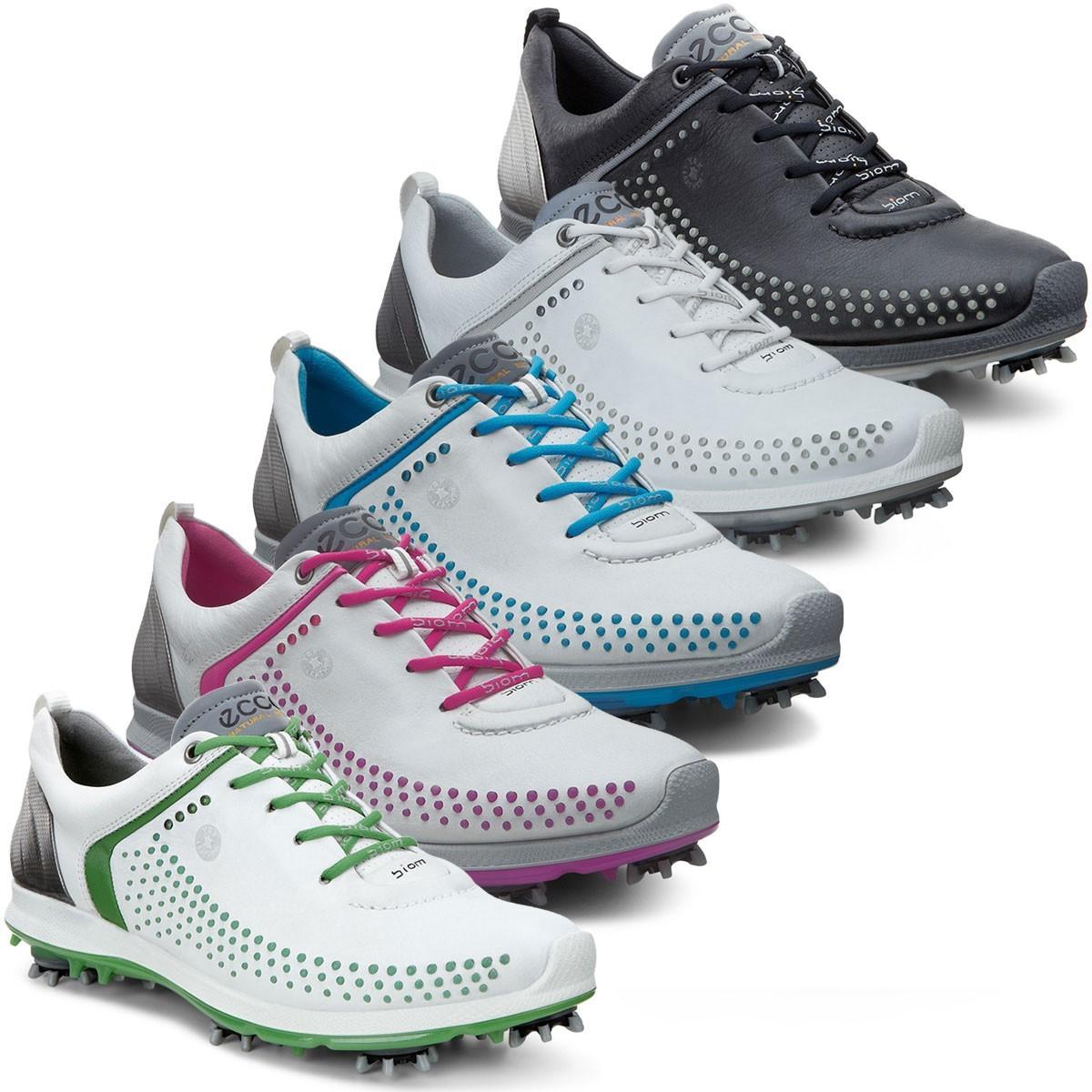 Ecco Womens Biom G  Free Golf Shoes