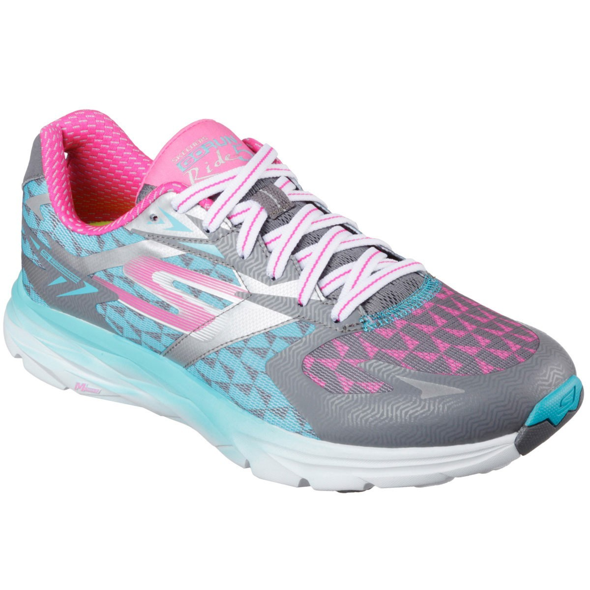 skechers 2016 womens go run ride 5 running shoes sports